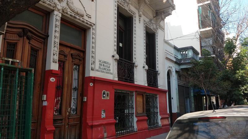 Foto Terreno en Venta en  Almagro ,  Capital Federal  Bulnes al 800