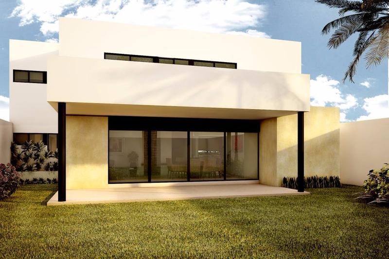 Foto Casa en Venta en  Pueblo Dzitya,  Mérida  CASA NUEVA EN DZITYA