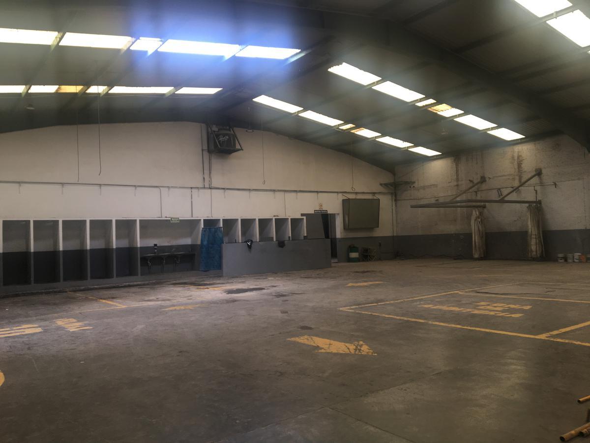 Foto Bodega Industrial en Renta en  Puebla de Zaragoza ,  Puebla  Renta de bodega céntrica, 5000 m2, transformador, opción de dividir