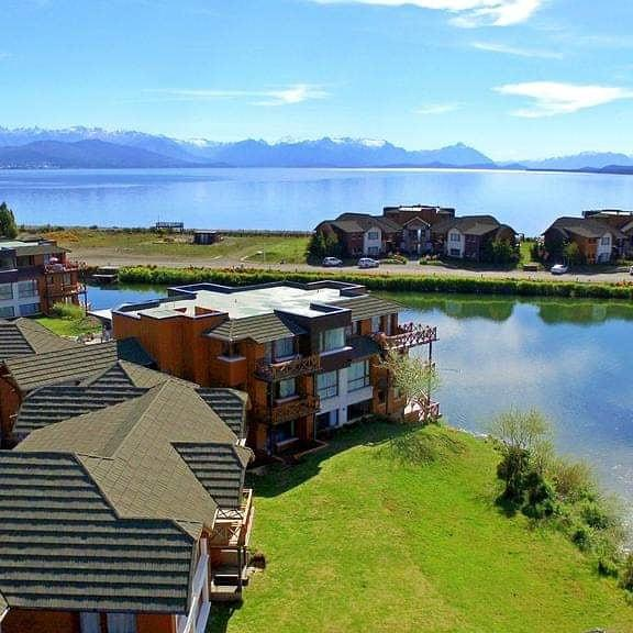 Foto Departamento en Venta en  Bariloche ,  Rio Negro  Excelente departamento para renta turística con costa de lago Nahuel H