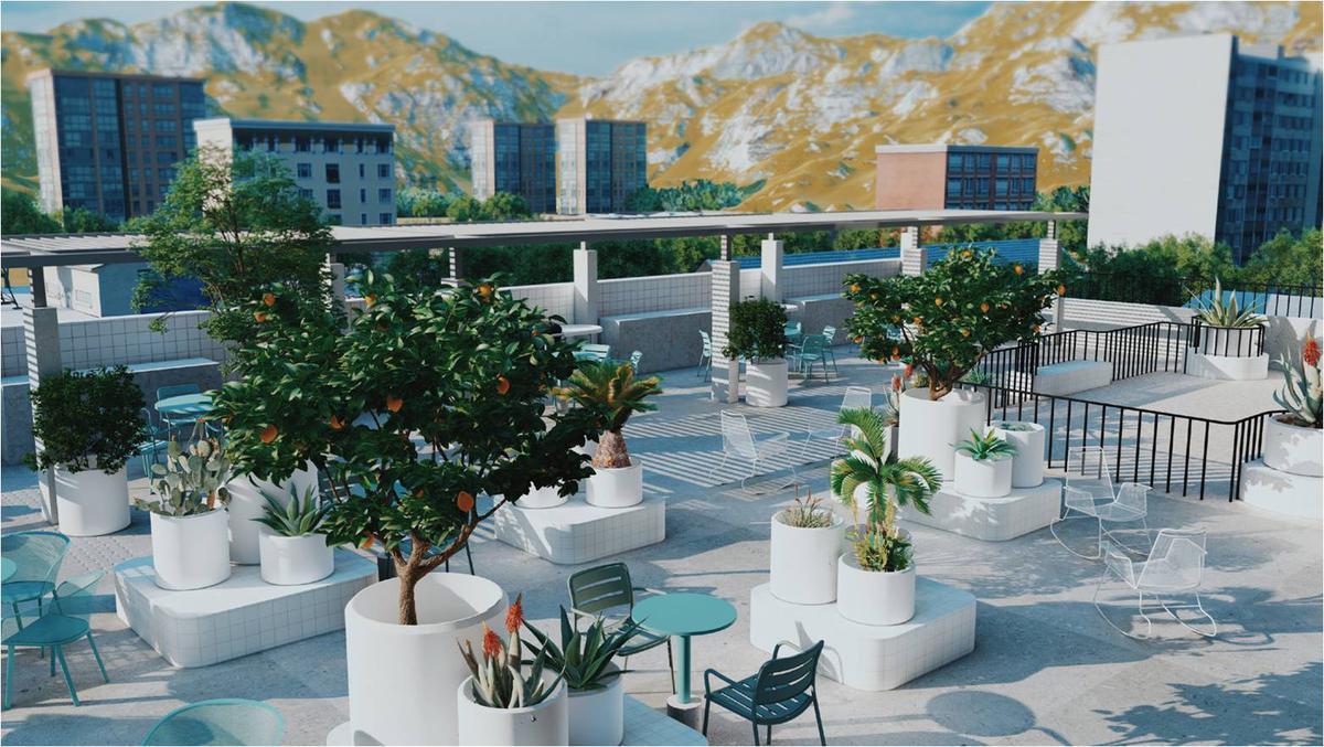 Foto Departamento en Venta en  Unidad Residencial Lincoln,  Monterrey  Residencial Lincoln