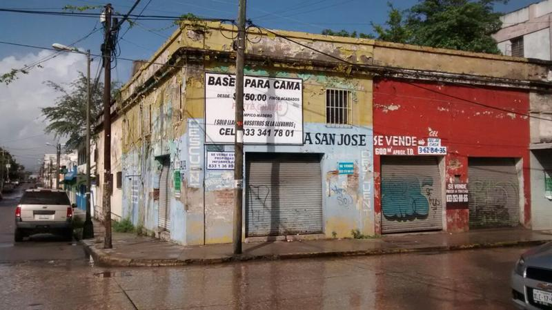 Foto Terreno en Venta en  Tampico Centro,  Tampico  TERRENO COMERCIAL EN ESQUINA ZONA CENTRO DE TAMPICO