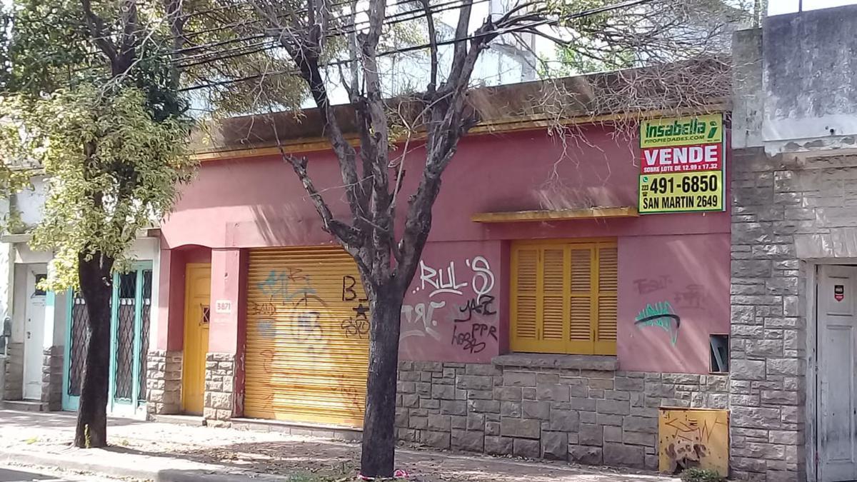 Foto Terreno en Venta en  San Juan,  Mar Del Plata  Brown 3871, entre Guido y Dorrego