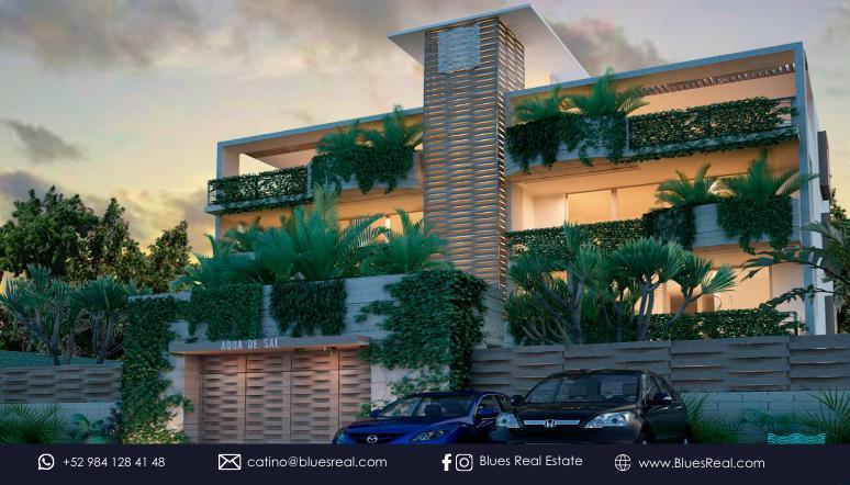 Picture Apartment in Sale in  Tulum ,  Quintana Roo  New apartment with 2 bedroom in Aqua de Sal in Tulum, Quintana Roo   Code 307