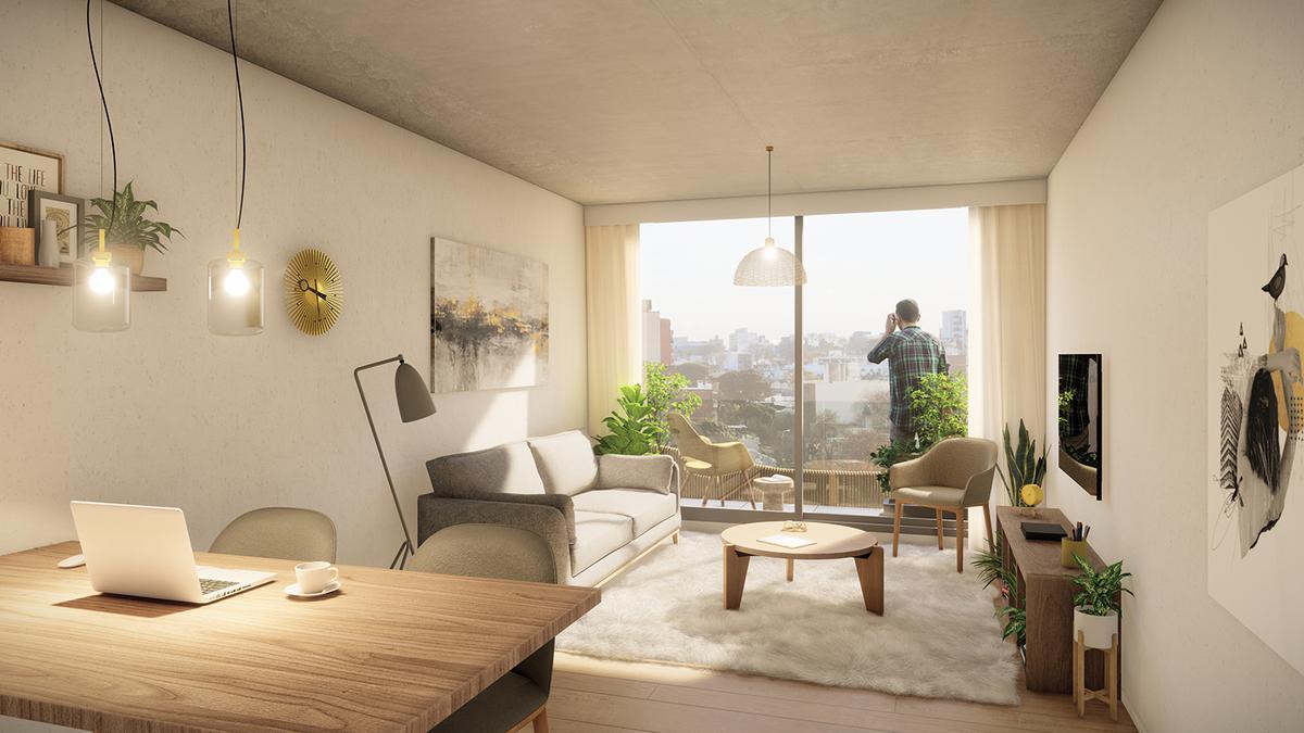 Apartamento - Pocitos