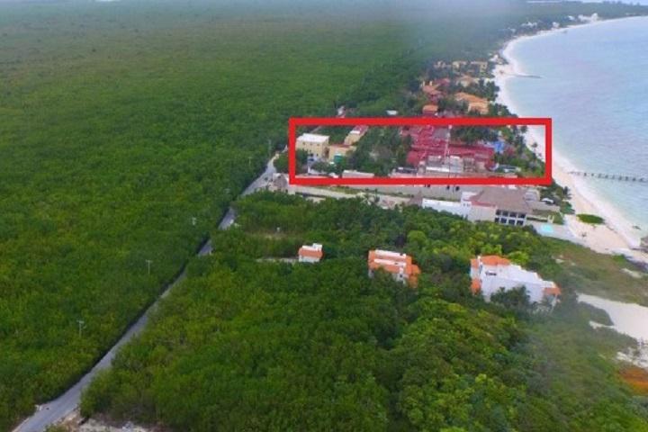 Foto Terreno en Venta en  Benito Juárez ,  Quintana Roo          Terreno con muelle en venta ,  Puerto Morelos