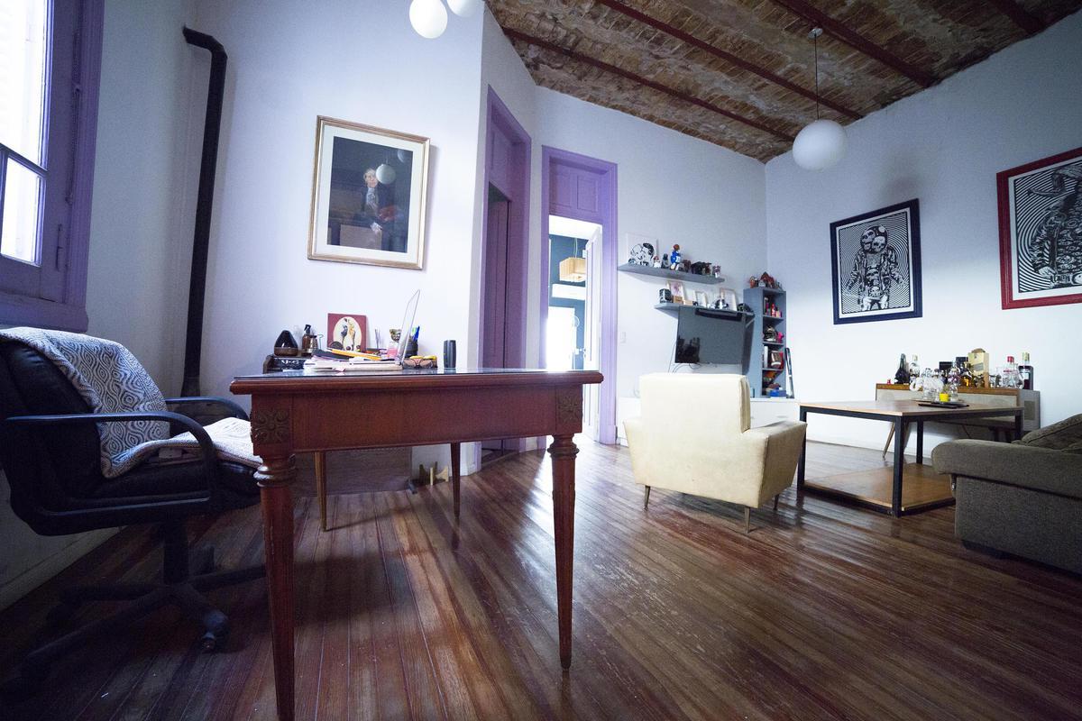 Foto PH en Venta en  Mart.-Vias/Santa Fe,  Martinez  Arenales al 1500