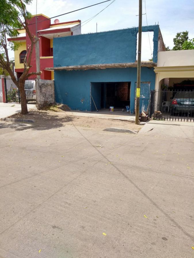 Foto Terreno en Venta en  Culiacán ,  Sinaloa  TERRENO EN VENTA CALLE GARBANZOS #36 JUNTAS DEL HUMAYA CULIACAN SINALOA