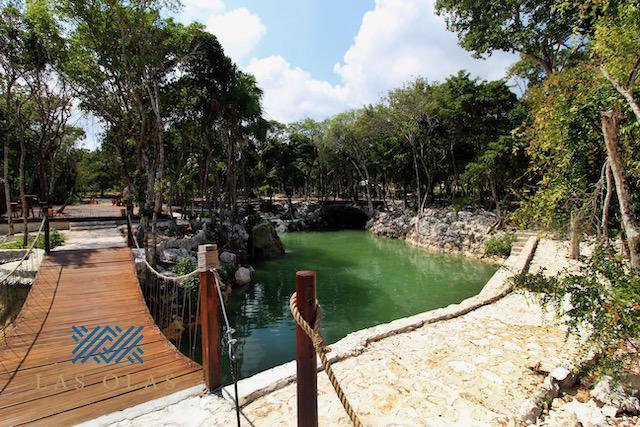 Foto Terreno en Venta en  Tulum ,  Quintana Roo  LOTE - ÚNICA ZONA RESIDENCIAL CON CENOTES NATURALES- EXCELENTE PRECIO - BAHIA PRINCIPE TULUM