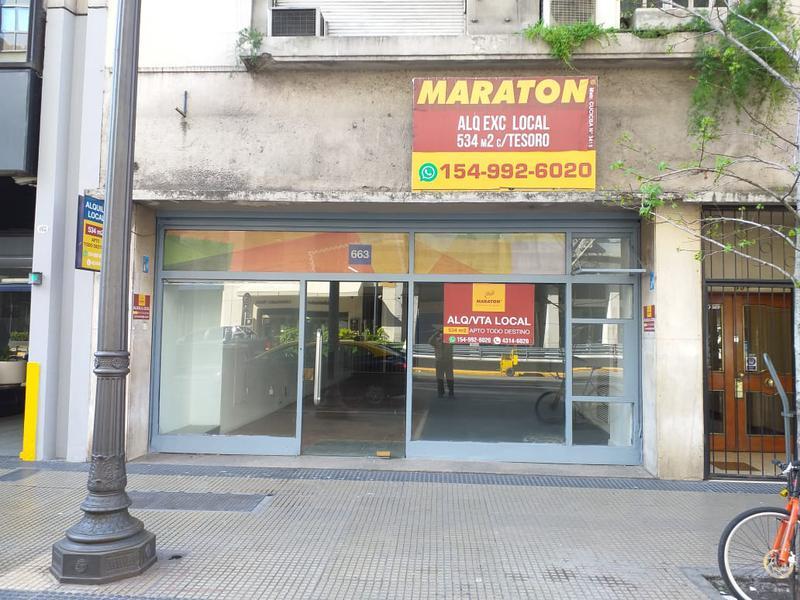 Foto Local en Venta | Alquiler en  Microcentro,  Centro (Capital Federal)  Cordoba Av. al 600