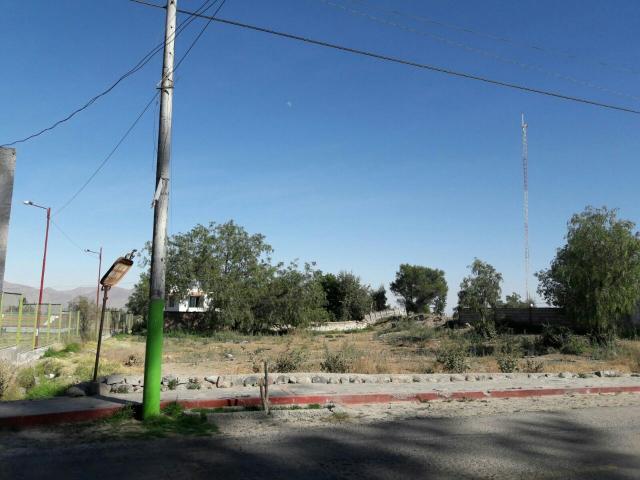 Foto Terreno en Venta en  Mollebaya,  Arequipa  Calle principal