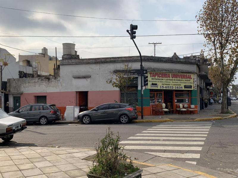 Foto Terreno en Venta en  Mataderos ,  Capital Federal  Cosquín y Alberdi, venta lote  ideal para constructor, mataderos.