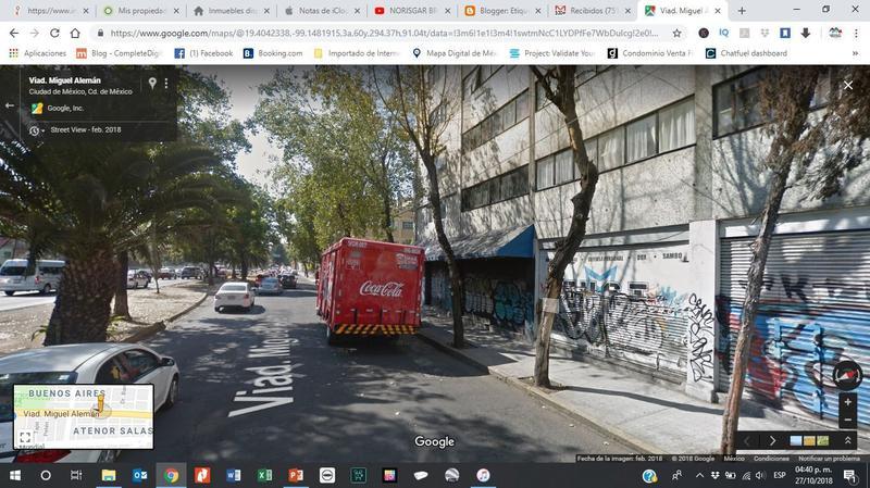 Foto Local en Renta en  Buenos Aires,  Cuauhtémoc  LOCAL EN RENTA SOBRE VIADUCTO
