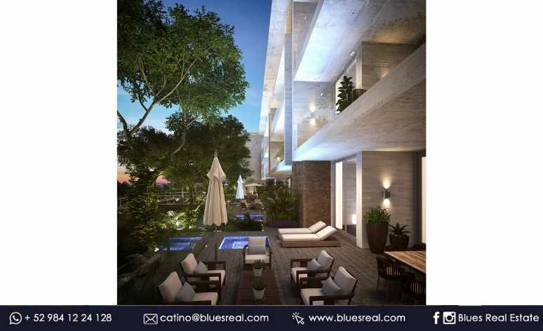 Picture Apartment in Sale in  Solidaridad ,  Quintana Roo  For sale NEW residences in Mara Residences in Playa del Carmen | Blues Real | Code 901