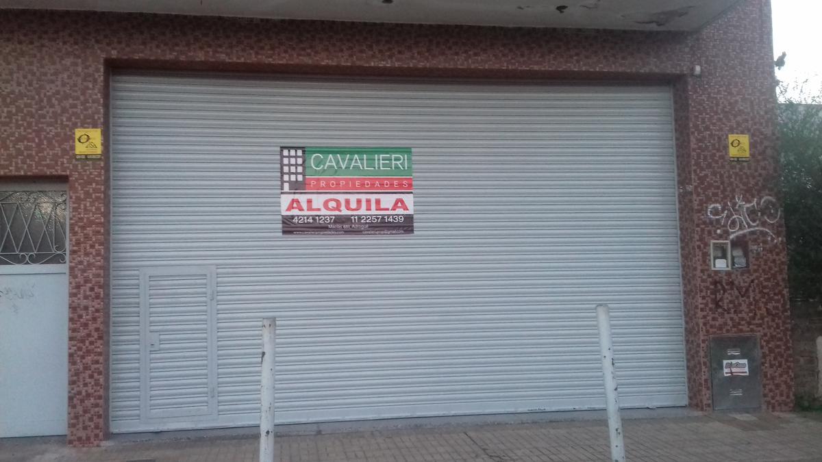 Foto Local en Alquiler en  Jose Marmol,  Almirante Brown  AVENIDA SAN MARTÍN 2037