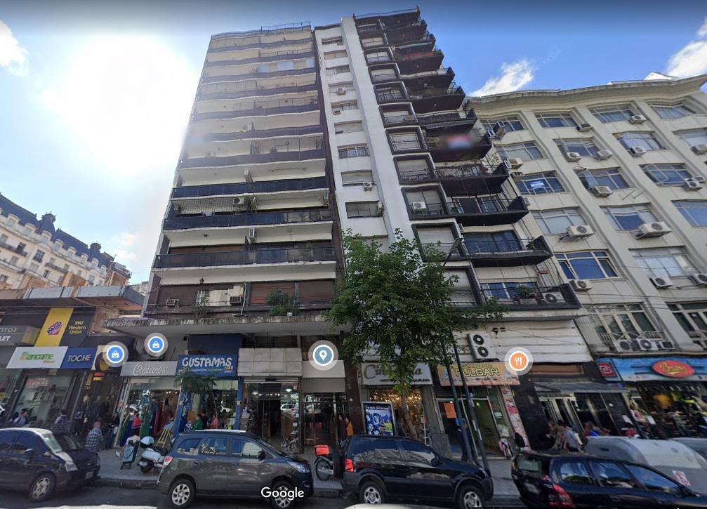 Foto Departamento en Alquiler en  Once ,  Capital Federal  Av. Corrientes 2700