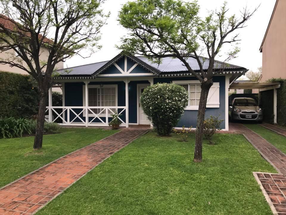 Foto Casa en Alquiler en  Tres Horquetas,  Countries/B.Cerrado  Barrio Tres Horquetas Lote 66