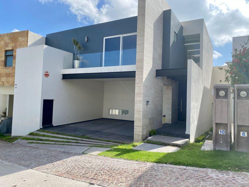 Foto Casa en Renta en  San Luis Potosí ,  San luis Potosí  CASA EN RENTA Y VENTA EN SIERRAZUL, SAN LUIS POTOSI