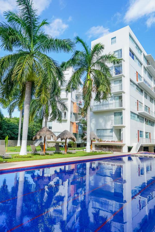Foto Departamento en Venta en  Supermanzana 16,  Cancún  Departamento Totalmente Amueblado en VENTA, Condominio HORIZONTES / SM-16
