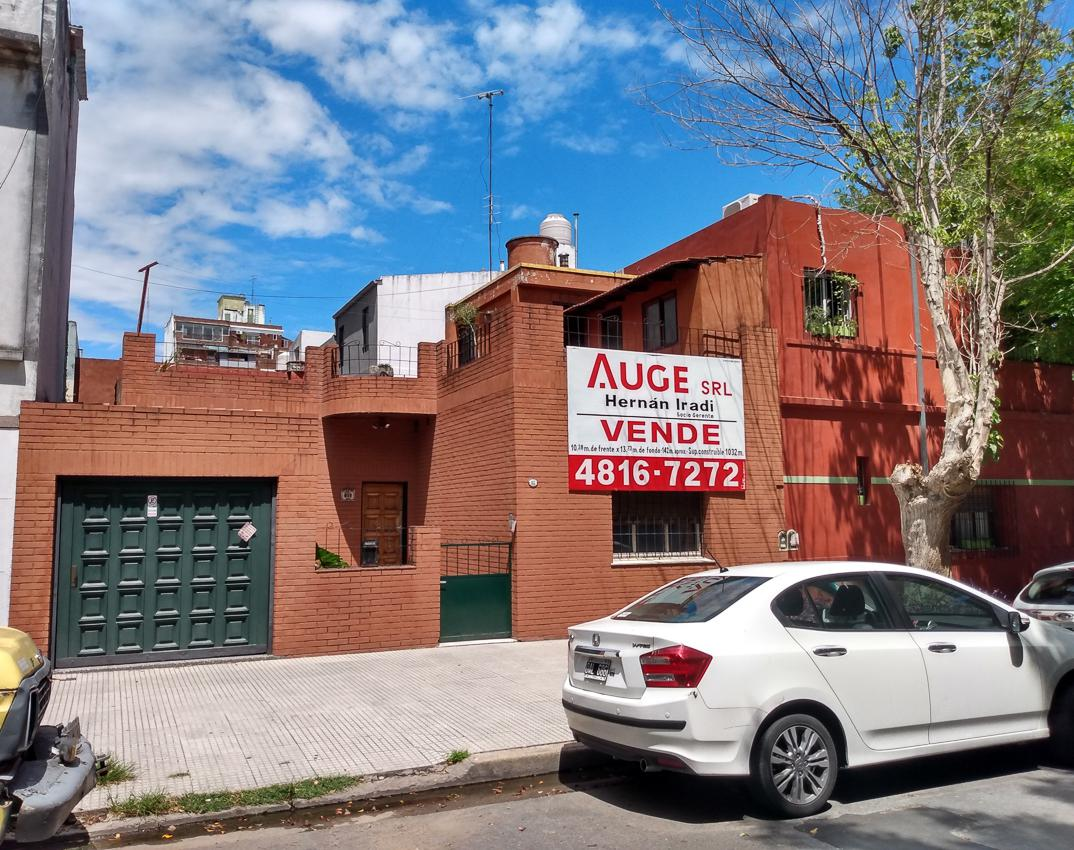 Foto Terreno en Venta en  Villa Ortuzar ,  Capital Federal  Plaza 800