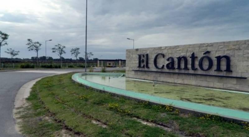 Foto Terreno en Venta en  El Canton - Puerto,  Countries/B.Cerrado  Lote, 983,27m2 a Lagunita, seg 24hs, Amenities