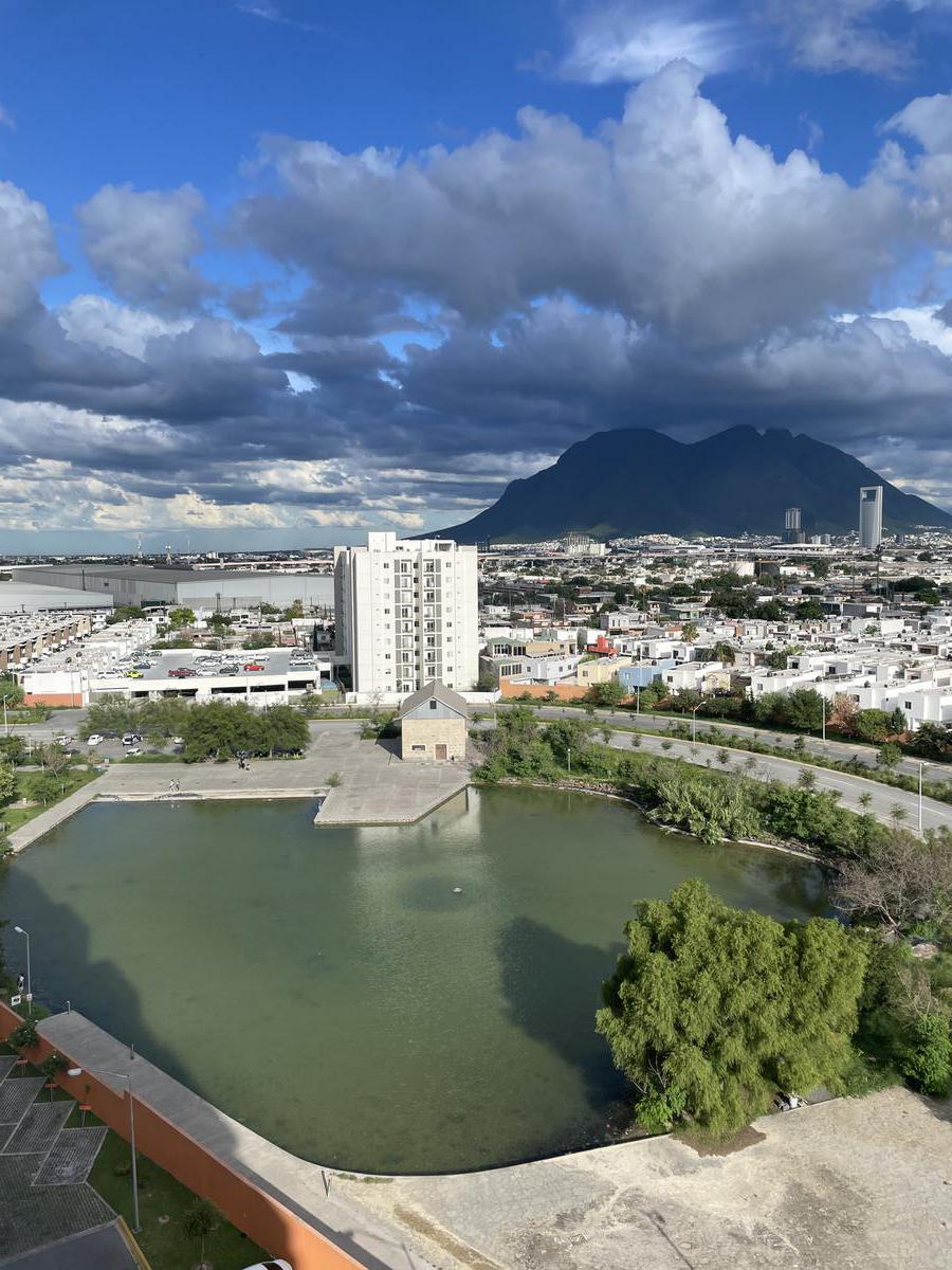 Foto Departamento en Renta en  Centrika 1 Sector,  Monterrey  RENTA DE DEPARTAMENTO AMUEBLADO EN CENTRIKA