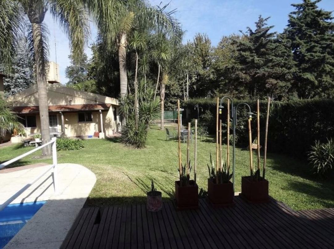 Foto Quinta en Alquiler en  Presidente Derqui,  Pilar  Casa en alquiler anual en Pilar zona quintas 6 ambs y pileta
