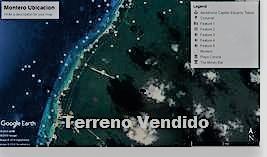 Foto Terreno en Venta en  Zona Hotelera Sur,  Cozumel  Terreno Montero - Vendido !!