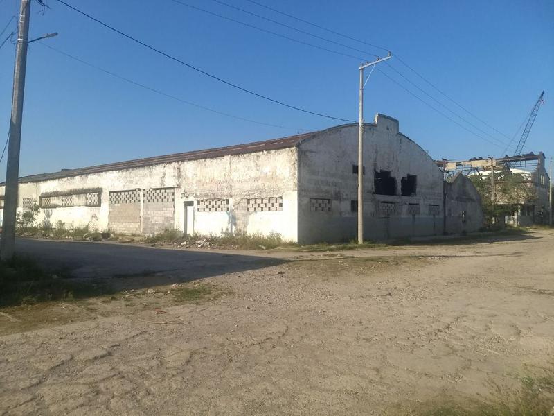 Foto Bodega Industrial en Venta en  Isleta Perez,  Tampico  CBV3258E Primera Avenida Bodega