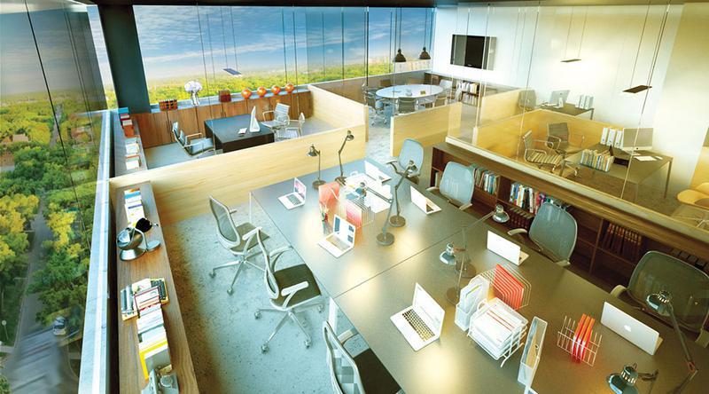 Foto Oficina en Venta en  San Ramon Norte,  Mérida  OFICINAS SKYCITY