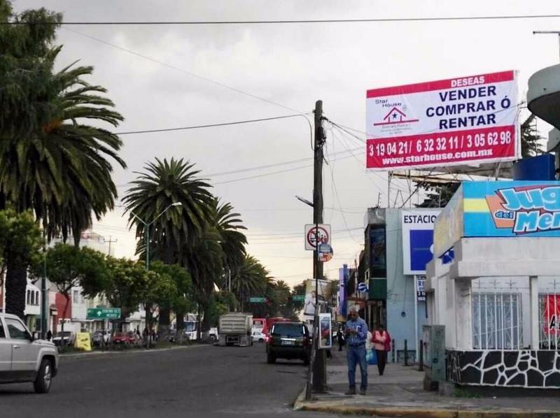 Foto Local en Renta en  Reforma,  Toluca  Anuncio Espectacular, Comercio clave COSH0258, Col.  Reforma, Toluca, México
