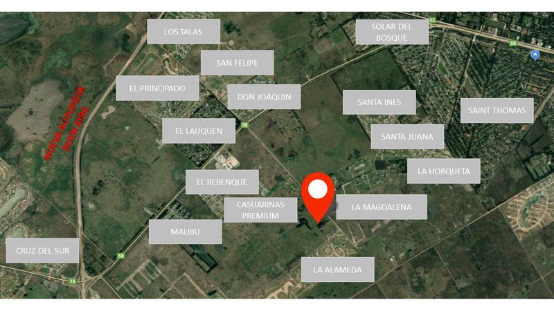 Foto Campo en Venta en  Presidente Peron ,  G.B.A. Zona Sur  Presidente Perón - 30 hectáreas en Venta