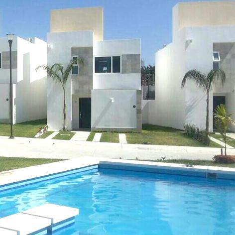 Foto Casa en condominio en Venta en  Yautepec ,  Morelos  Hermosa Casa de 3 Recamaras en Venta en Cocoyoc Morelos