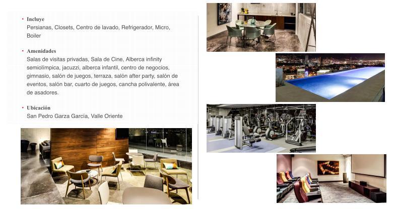 Galeria Inmobiliaria Departamento En Renta En Residencial