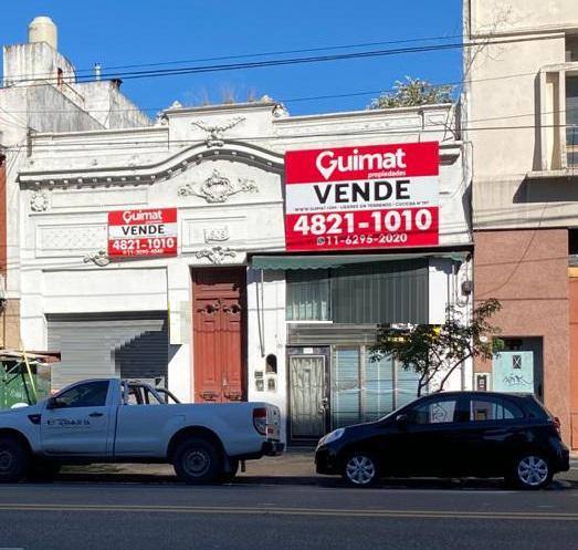 Foto Terreno en Venta en  Colegiales ,  Capital Federal  Alvarez Thomas al 900