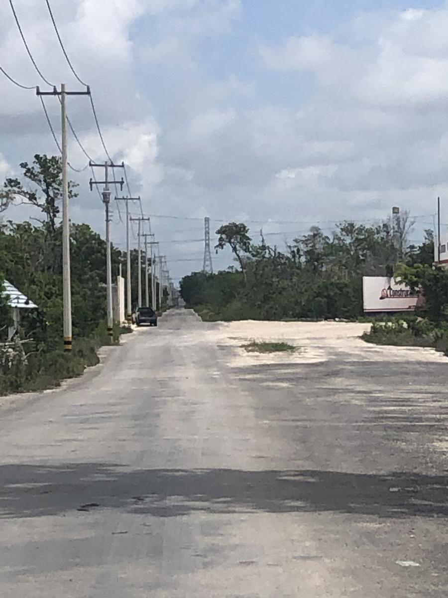 Foto Terreno en Venta en  El pedregal,  Cancún  TERRENO EN VENTA EN CANCUN EN EL PEDREGAL