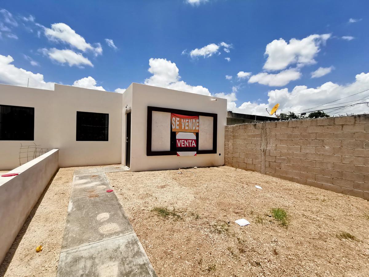Foto Casa en Renta en  Plantel México,  Mérida  Casa nueva en venta en Mérida, 2 recámaras y muy amplio terreno