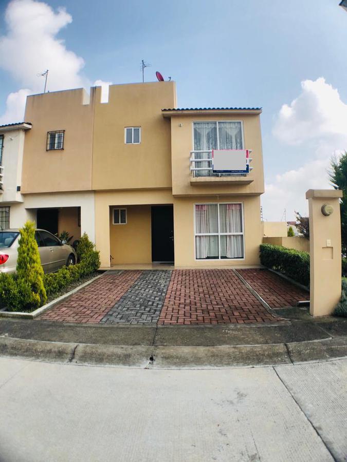 Foto Casa en condominio en Renta en  San Mateo Otzacatipan,  Toluca  Convento Santa Isabel, Las Misiones  II