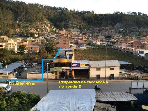 Foto Terreno en Alquiler en  Andahuaylas,  Andahuaylas  Andahuaylas