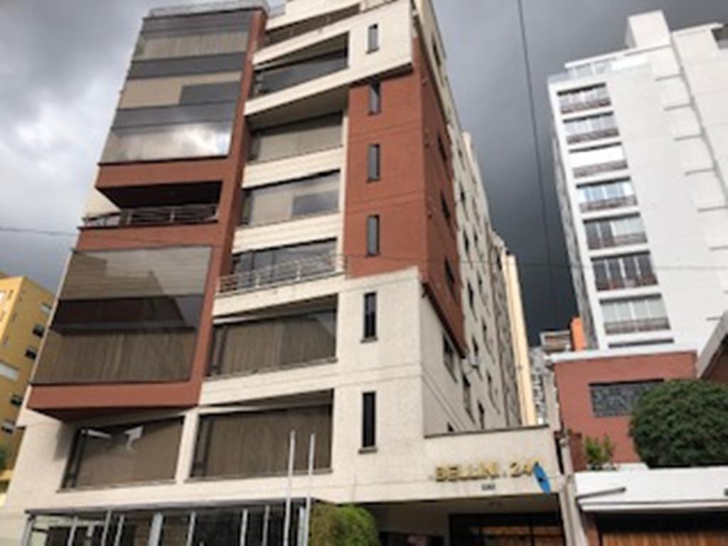 Foto Departamento en Venta en  Centro Norte,  Quito      Hermoso 3 dormitorios la Bossano