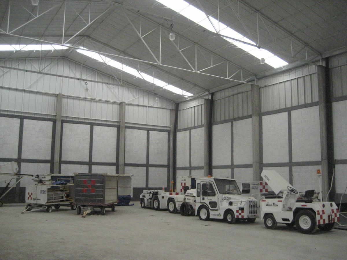 Foto Nave Industrial en Renta en  Parque industrial Finsa,  Cuautlancingo  Renta de nave industrial, autopista, andén