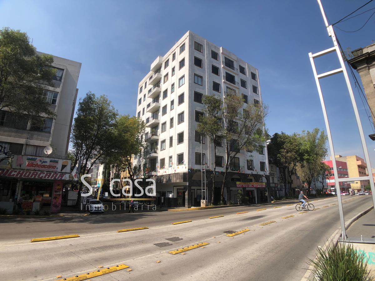 Foto Departamento en Venta en  Buenavista,  Cuauhtémoc  Departamento en Venta / Renta, Col. Buenavista, Cuauhtemoc, CDMX.