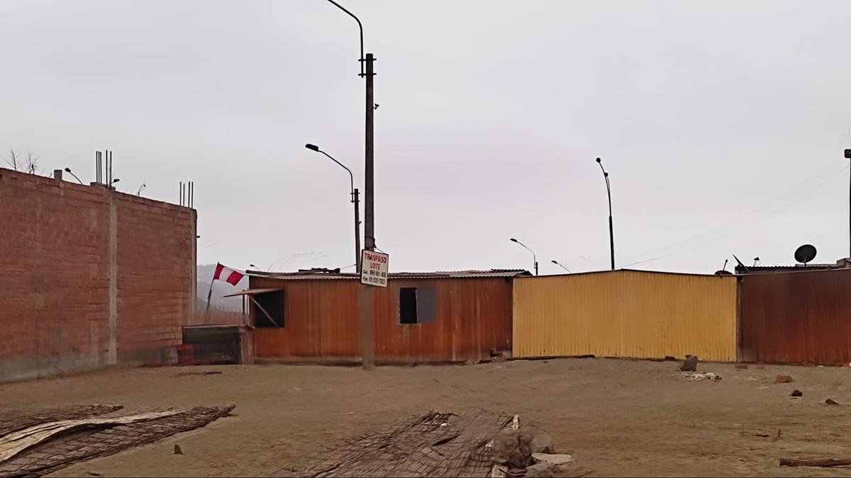 Foto Terreno en Venta en  Ancón,  Lima  Urb Los Codornices - Santa Rosa