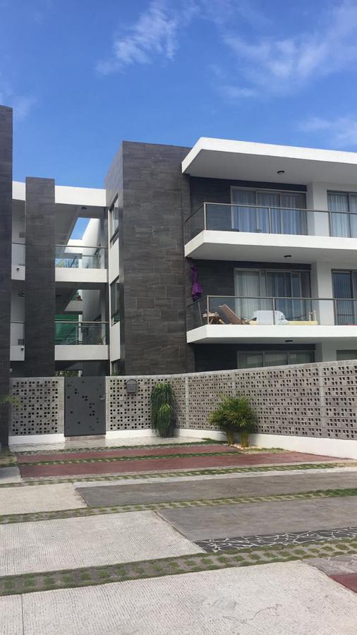 Foto Departamento en Renta en  Fraccionamiento Rincon del Conchal,  Alvarado  Edificio LIVING 21, Departamento en RENTA amueblado, con alberca, en  RINCON DEL CONCHAL, en La Riviera Veracruzana