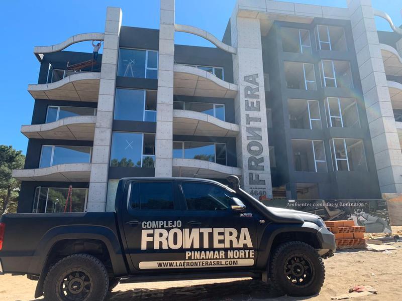 Foto Departamento en Venta en  Pinamar Norte,  Pinamar  Departamento 2 amb a estrenar en La Frontera, Pinamar