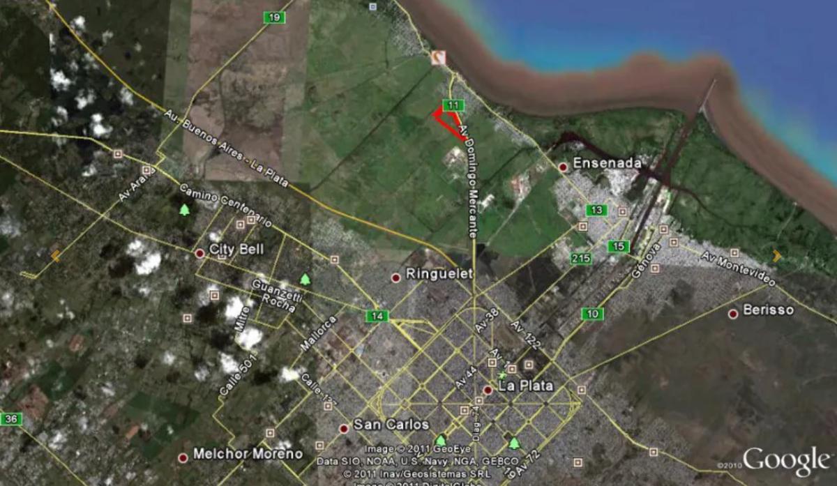 Terreno en Venta en Punta Lara