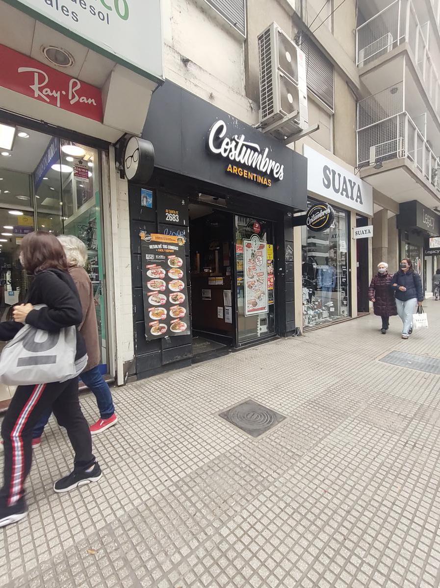 Foto Local en Venta en  Barrio Norte ,  Capital Federal  Av Santa Fe al 2600