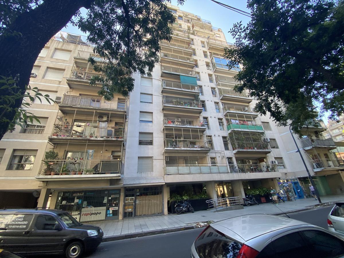Foto Departamento en Venta en  Flores ,  Capital Federal  Manuel Ricardo Trelles 939 8vo piso Depto E Cochera en 2do Subsuelo.