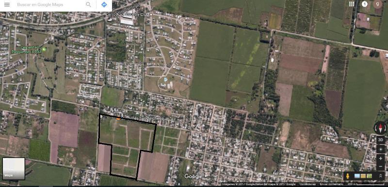 Foto Terreno en Venta en  Yerba Buena ,  Tucumán  Pilar del Este