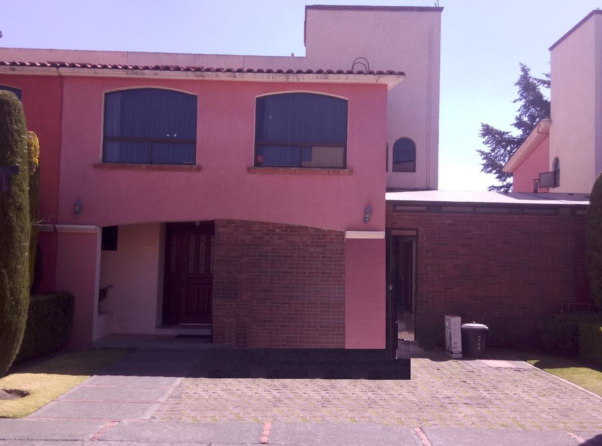 Foto Casa en condominio en Renta en  Campestre del Valle,  Metepec  campestre del valle, metepec